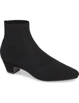 Purl Sock Bootie by Eileen Fisher