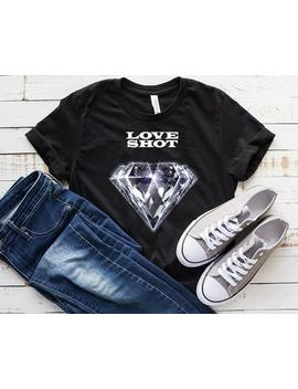 Exo Love Shot T Shirt. by Etsy