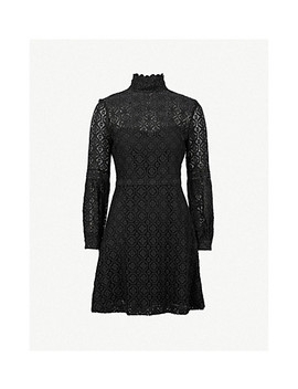 Floral Lace Mini Dress by Claudie Pierlot
