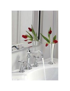 Ts42114 Orb,Bn Moen Weymouth Widespread High Arc Bathroom Faucet With Pop Up Drain & Reviews by Moen