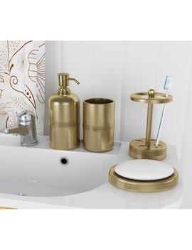 Willa Arlo Interiors Wester 4 Piece Bathroom Accessory Set & Reviews by Willa Arlo Interiors