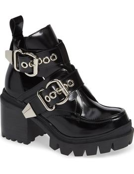Craven Moto Platform Boot by Jeffrey Campbell
