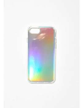 Aura Holographic I Phone Case by Felony Case