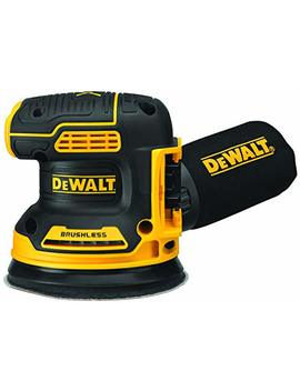Dewalt Dcw210 B 20 V Max Brushless Orbital Sander (Tool Only) by Dewalt