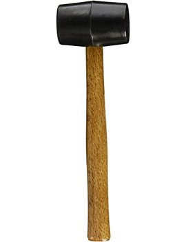 Stanley 51 104 16 Ounce Rubber Mallet by Stanley