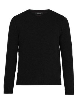 Rockstud Embellished Cashmere Sweater by Valentino