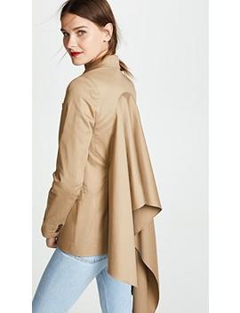 Flare Back Jacket by Monse