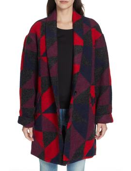 Halona Blanket Coat by Joie