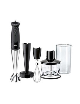 Braun Mq5137 Multi Quick 5  Hand Blender   Black by Braun