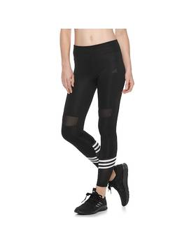 Women's Adidas Designed To Move Midrise Ankle Leggings by Kohl's