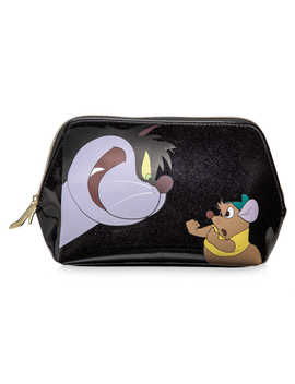 Lucifer And Gus Cosmetic Case By Danielle Nicole   Cinderella by Disney
