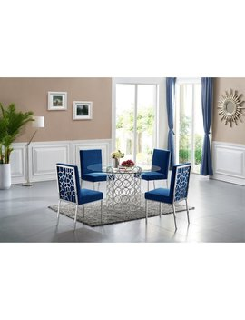 Everly Quinn Hop 5 Piece Dining Set by Everly Quinn