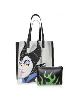Maleficent Tote Bag By Danielle Nicole by Disney