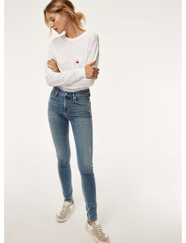 Rocket Midday    High Waisted Skinny Jean by Citizens Of Humanity