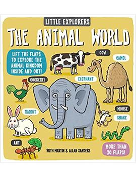 Little Explorers: The Animal World by Ruth Martin