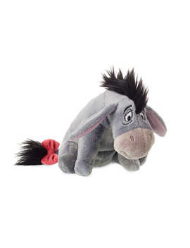 Eeyore Plush   Winnie The Pooh   Mini Bean Bag by Disney