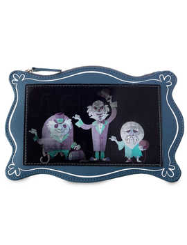 Hitchhiking Ghosts Pouch   Haunted Mansion by Disney