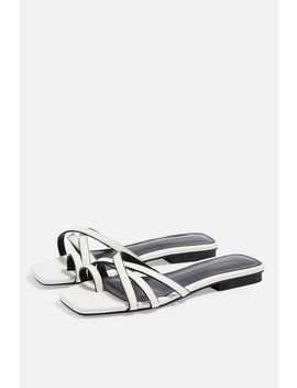 Hippie Flat Sandals by Topshop