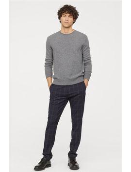 Pantalon Taille Très Ajustée by H&M