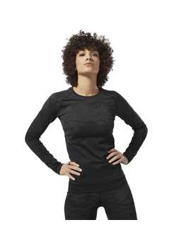 Thermowarm Seamless Long Sleeve by Reebok