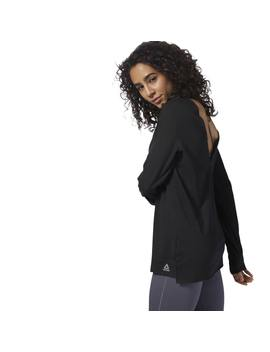 Supremium Long Sleeve Tee by Reebok
