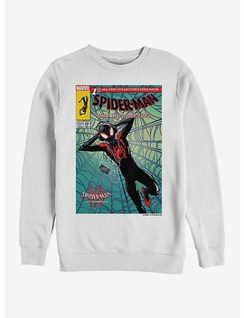 Marvel Spider Man Music Time Sweatshirt by Hot Topic