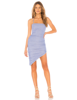 Andi Midi Dress by Majorelle