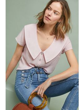 Austen Collared Blouse by Maeve