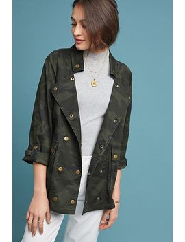 Marrakech Camo Anorak by Marrakech