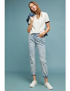 Scotch & Soda Bandit High Rise Slim Boyfriend Jeans by Scotch & Soda