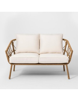 Britanna Patio Loveseat   Opalhouse™ by Shop This Collection
