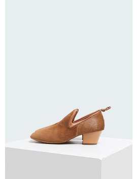 Soft Heeled Loafer by Lemaire