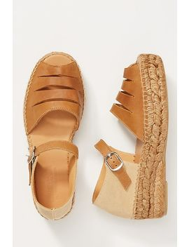Naguisa Silencio Espadrille Platform Sandals by Naguisa