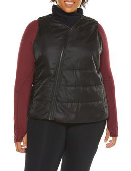 Glamour Puffer Vest by Shape Activewear