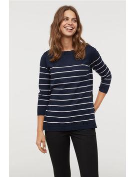 Mama Fine Knit Nursing Sweater by H&M
