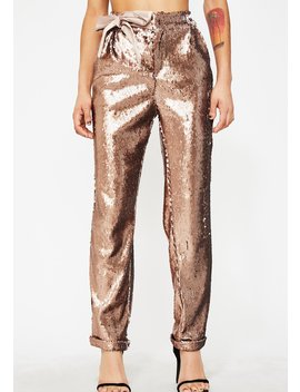 Sparkle Flash Sequin Pants by Dance Marvel