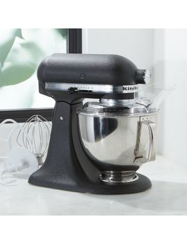 Kitchen Aid ® Artisan Boysenberry Stand Mixer by Crate&Barrel
