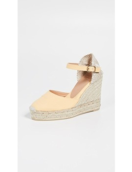 Carol Wedge Espadrilles by Castaner