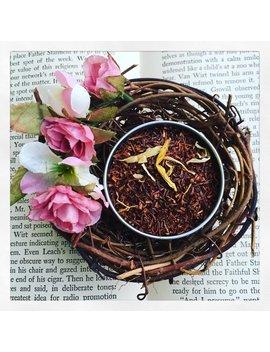Vanilla Rooibos Tea All Natural High Grade Loose Leaf Tea  Vanilla Flavored Rooibos Tea by Etsy
