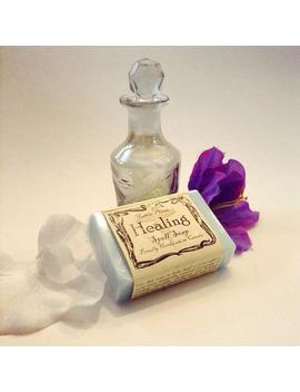 Healing Energy Magical Spell Soap by Etsy