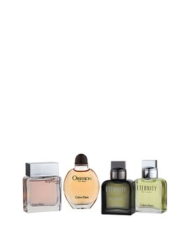 Calvin Klein Coffret Fragrance   4 Piece Set by Calvin Klein