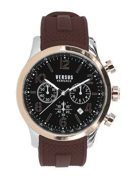 Men's Naboo Analog Quartz Watch, 44mm by Versus Versace