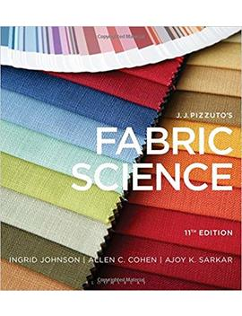 J.J. Pizzuto's Fabric Science: Studio Access Card by Ajoy K. Sarkar