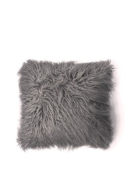 "Faux Fur Cushion   20""X20"" by Taa Apparel"