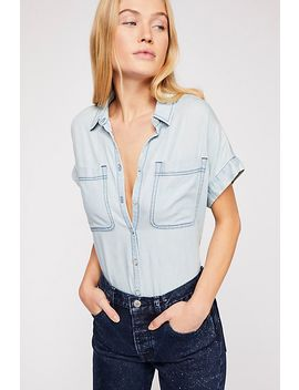 Edie Buttondown by Free People