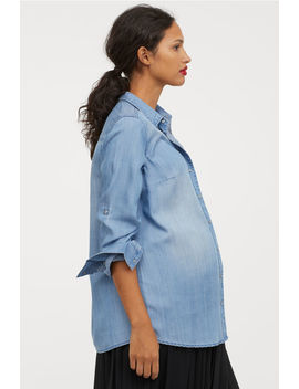 Mama Lyocell Shirt by H&M