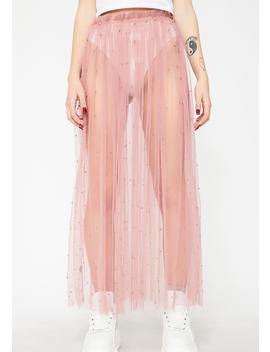 Miss Wild Af Tulle Skirt by Salt