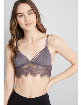 Accentuated Underneath Bralette by Modcloth