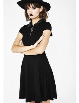 Coven Cutie Skater Dress by Killstar