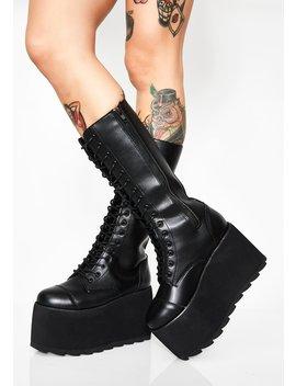 Bloq Boots by Yru